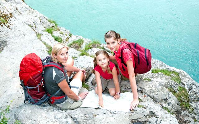 Familienwandern in Kleinarl