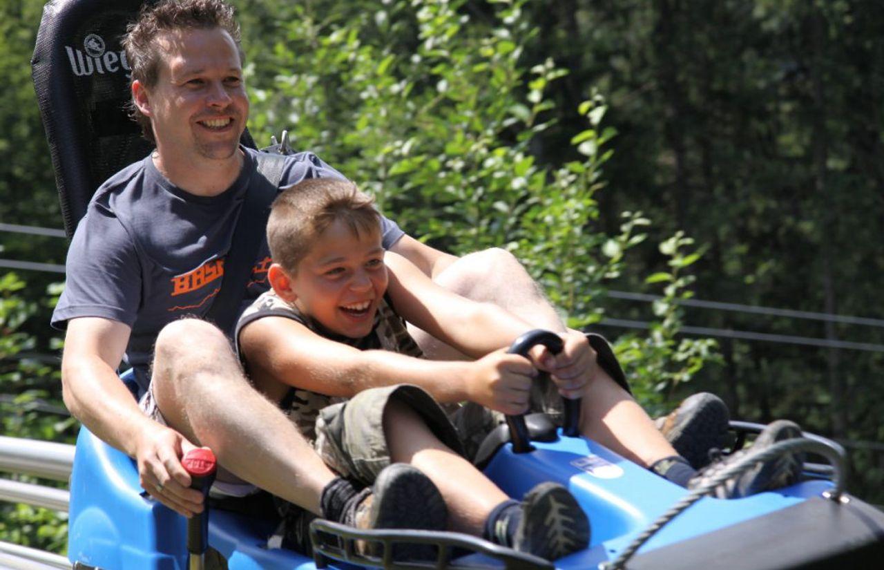 Ideal für einen Familienurlaub in den Alpen