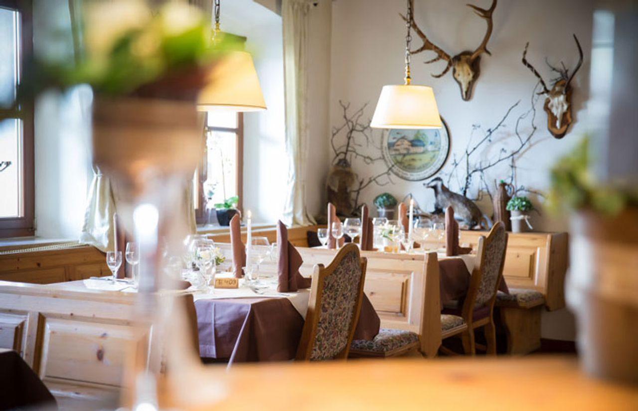 Restaurant Familienhotel Alte Post
