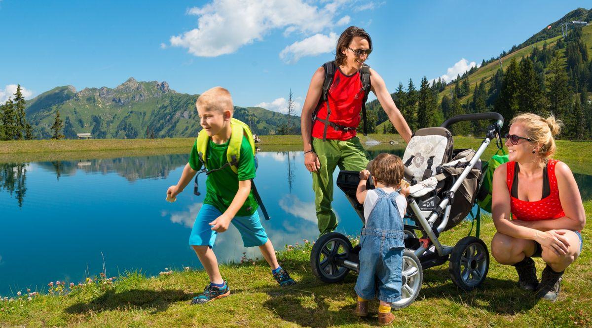 Familien-Sommerpauschale