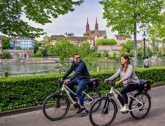 Offerte Top: Scoprire la regione di Basilea in e-Bike! - Gaia Hotel
