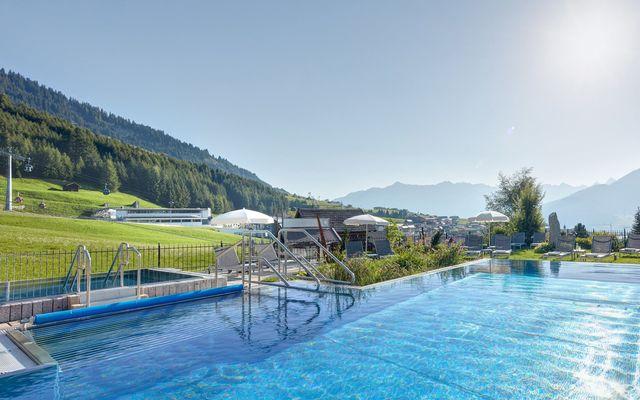 Family Spa im Familienhotel in Fiss in Tirol