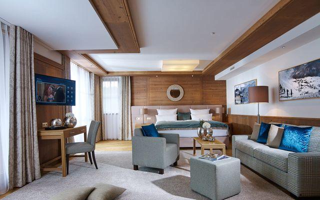 Familienzimmer und -Suiten