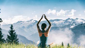 Berg-Leben loves Yoga
