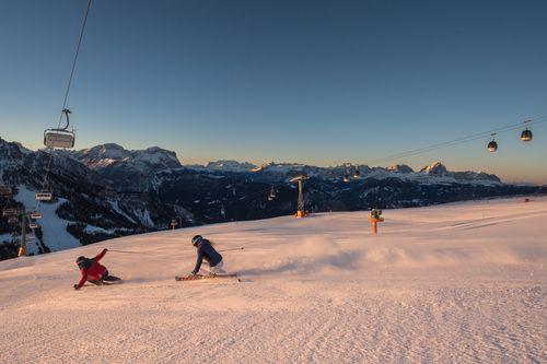 Pistenspass ohne Ende! Inkl. die spektakuläre Fire & Ice-Skishow
