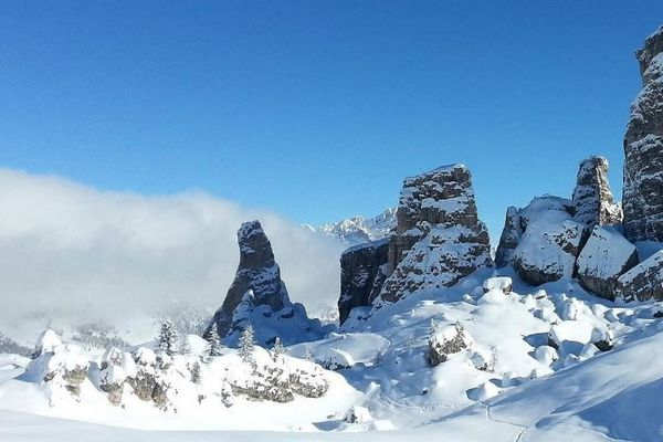 Discovering the Sellaronda starting from Valdaora | or with our guide