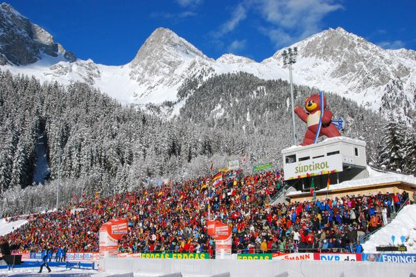Anterserva biathlon: Biathlon-Shuttle-Bus gratis for you!