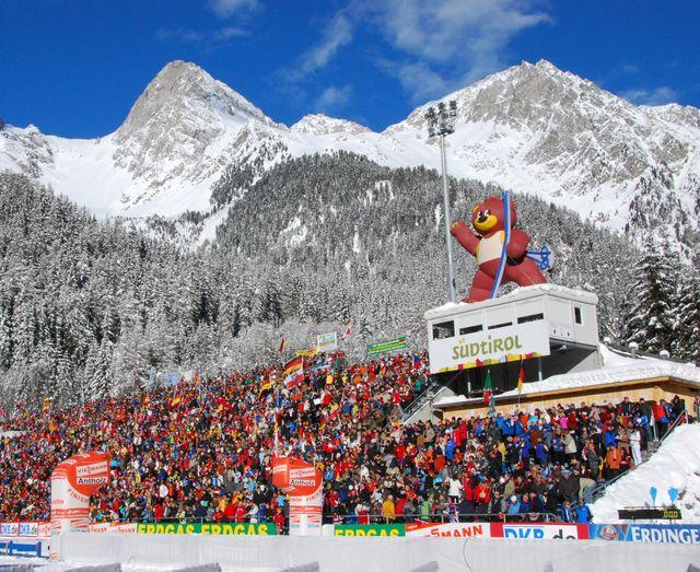 Anterserva biathlon: Biathlon-Shuttle-Bus gratis for you!
