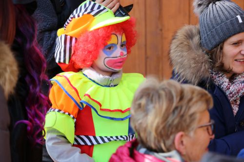 Carnival time is holiday time on Kronplatz with children - carnival party!