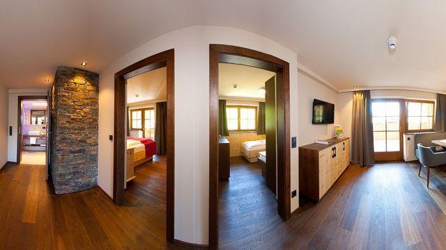 Suite Alpenklee
