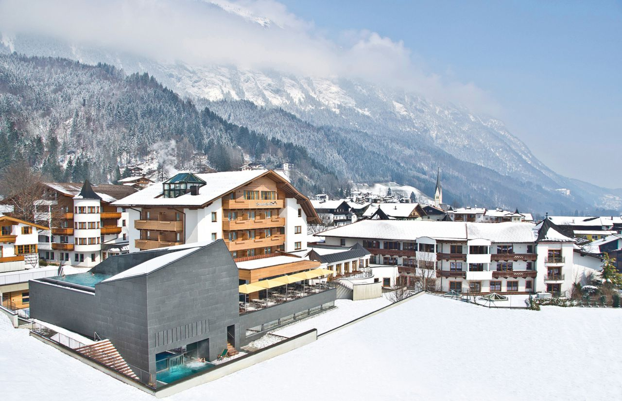 Familienurlaub mit Kindern in Tirol im Winter