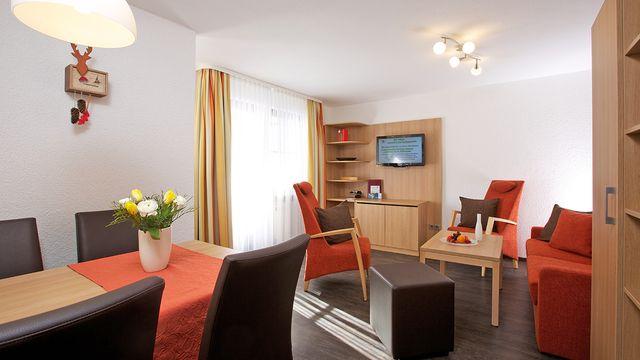 2-Raum Familien Appartement