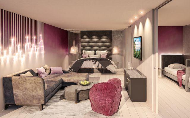 Room Suite Giardino