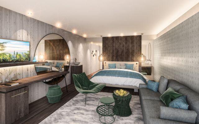 Zimmer Suite Oliva