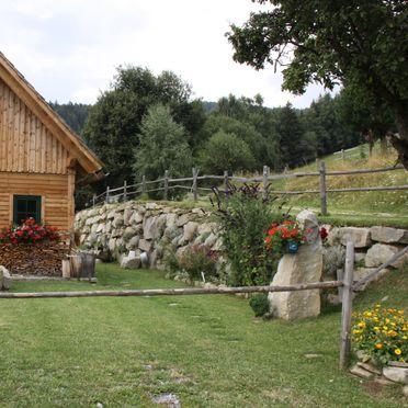 garden, Götschlhütte, Reichenfels, Kärnten, Carinthia , Austria