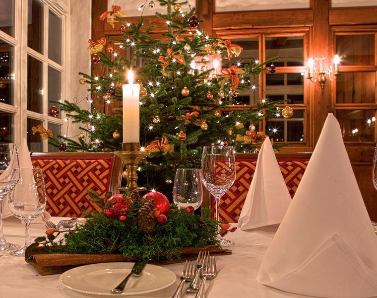 Weihnachts - Arrangement