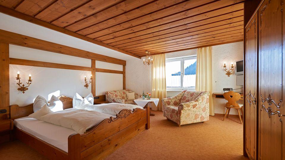 Doppelzimmer Imberg