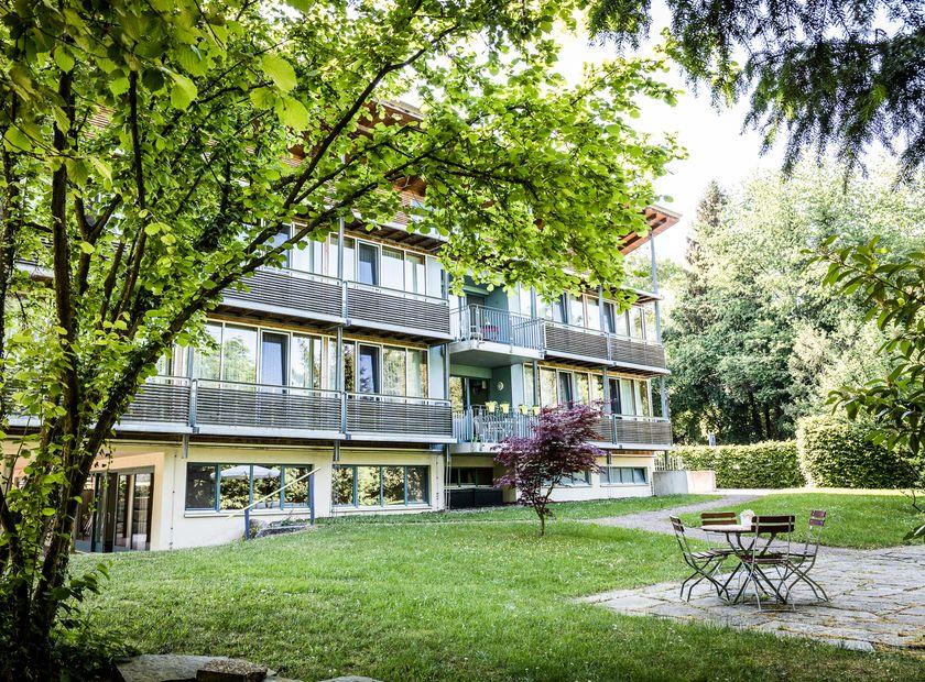 BIO HOTEL Seehörnle: Außenansicht - Seehörnle Hotel & Restaurant , Gaienhofen, Baden-Württemberg, Deutschland