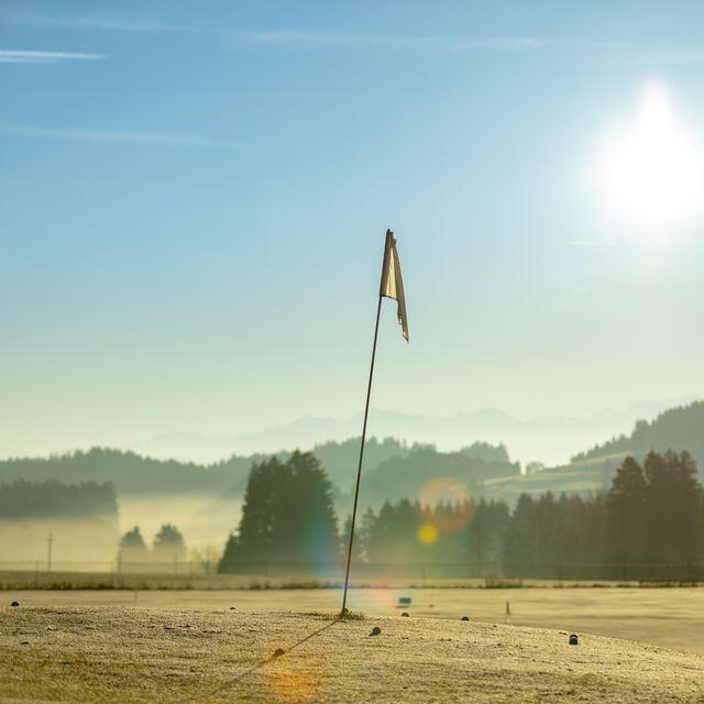 Hanusel Golfausflug