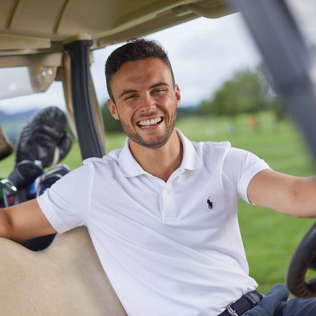 Golf-Wochenende Golfausflug