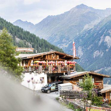Sommer, Grünwald Alpine Chalet, Sölden, Tirol, Österreich