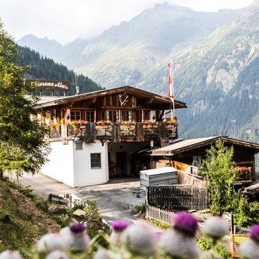 Sommer, Grünwald Alpine Lodge IV, Sölden, Tirol, Österreich