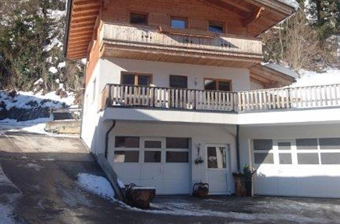 Ferienhaus Marie, Winter