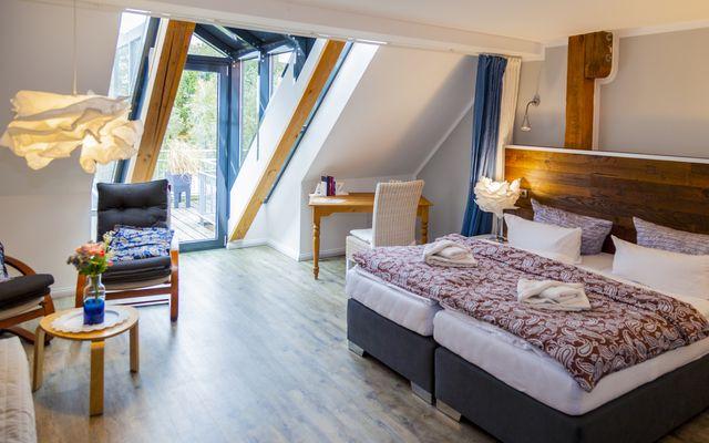 BIO HOTEL Gutshof Insel Usedom: Zimmer