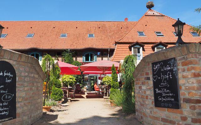 BIO HOTEL Gutshof Insel Usedom: Außenansicht