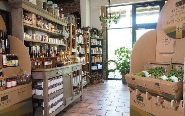 BIO HOTEL Gutshof Insel Usedom: Laden