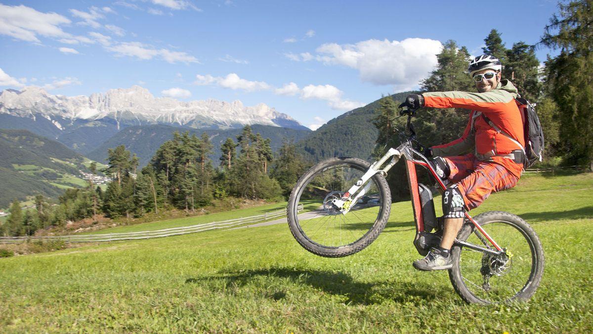 eBike Dolomiten Supertrailwoche mit Stefan Schlie