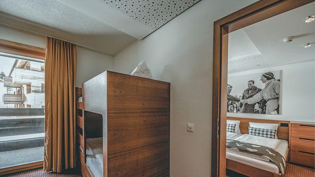 Familienzimmer «30» (2-Raum)