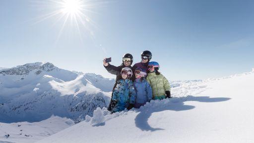 Schneeschuhwandern zum Innehalten und Entschleunigen auf ganz natürliche Art.