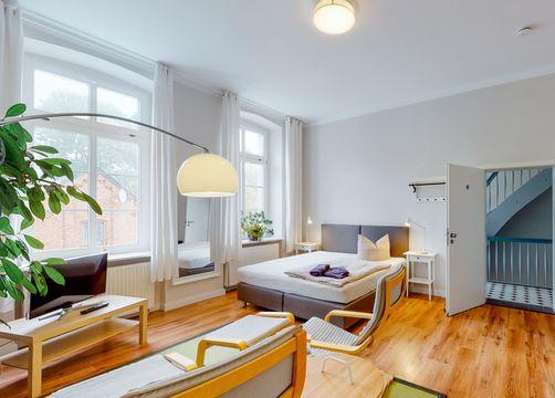 Camera doppia nella casa del mulino (1/5) - Schönhagener Mühle
