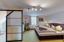 Camera doppia in mansarda a sinistra (5/5) - Schönhagener Mühle