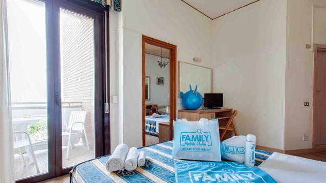 Family Zimmer 30 qmt
