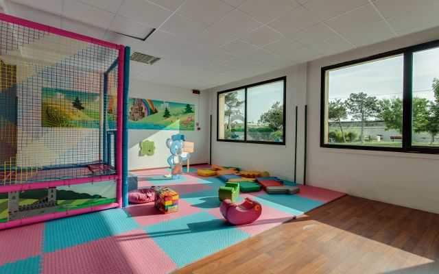 Indoor Playgroung Kinderspielzimmer