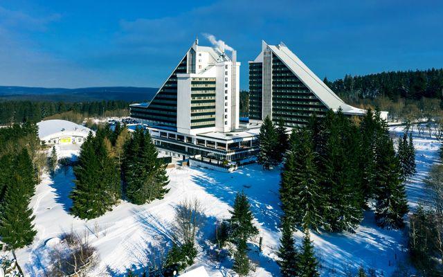 AHORN Panorama Hotel Oberhof***s im Winter