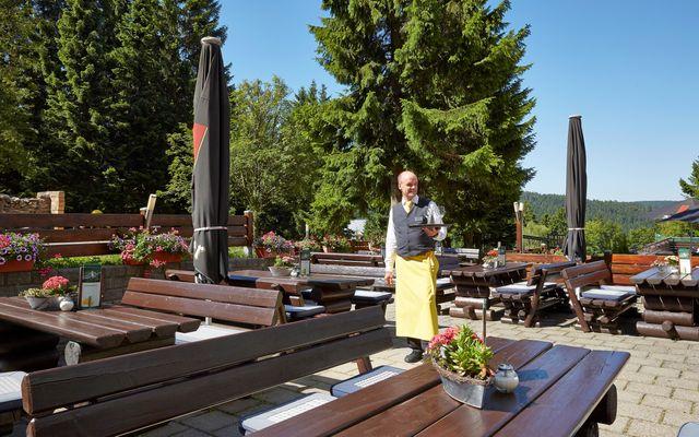 AHORN Panorama Hotel Oberhof - Rennsteig Bar