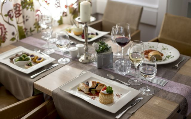 Kulinarik - Abendessen