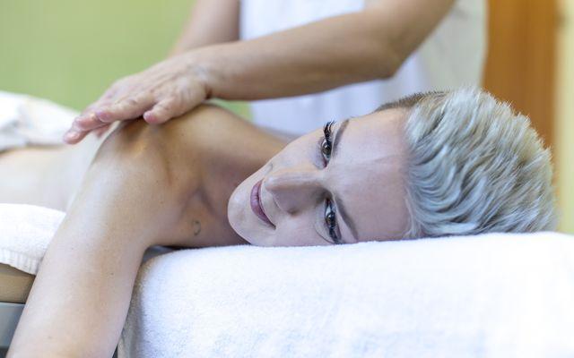 Massage und Beauty für die Eltern