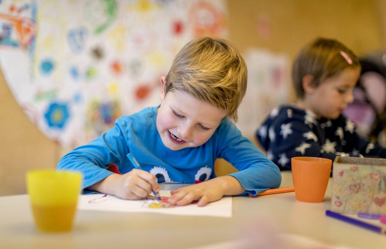 Kinderbetreuung im Familienhotel Felsenhof