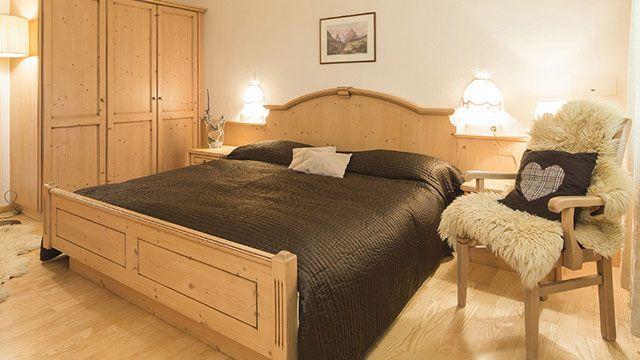 Doppelzimmer »Edelweiss«  | ab 20 qm - 1-Raum