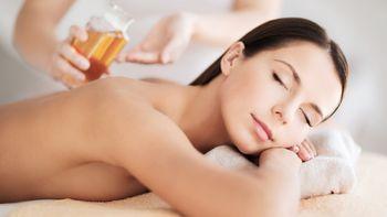 Karottensamenöl-Massage