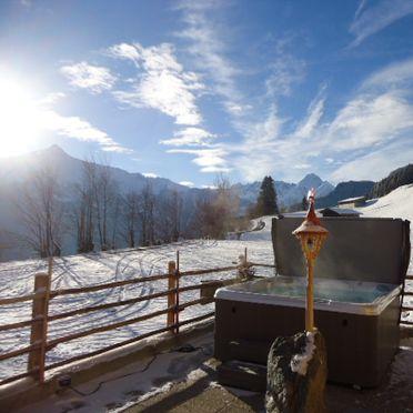 Whirlpool, Chalet Bergjuwel, Hippach, Tirol, Tirol, Österreich