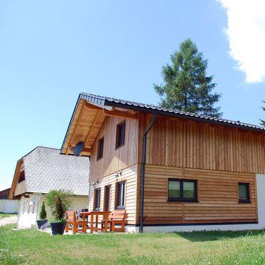 Sommer, Chalet Langhans in St. Gertraud - Lavanttal, Kärnten, Kärnten, Österreich