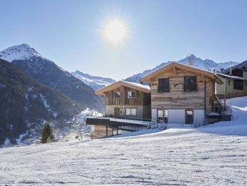 Bergsteiger Chalet - Tirol - Österreich