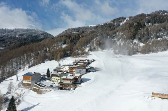 Winter, Appartement Mont Blanc in Sölden, Tirol, Tirol, Österreich