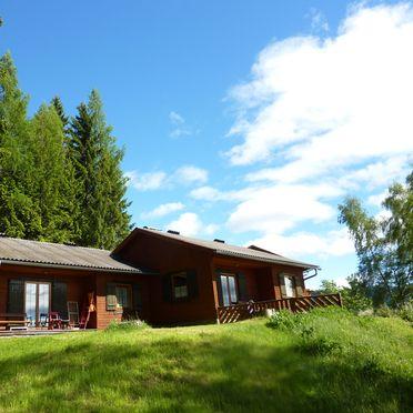 Sommer, Langhans Hütte 2 in St. Gertraud - Lavanttal, Kärnten, Kärnten, Österreich