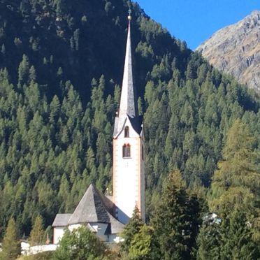Sommer, Bergkristall Hütte in St. Sigmund im Sellrain, Tirol, Tirol, Österreich